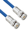Halogen Free Cable Assembly with TRB 3-Slot Plug to Plug MIL-STD-1553 .242