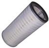 Dust Collector Filter,12-3/4x26,Bolt -- 15E609