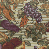 Harvest Stripe Tapestry Fabric -- R3982