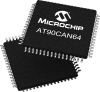 Microcontrollers, CAN -- AT90CAN64