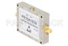 0.5 dB NF, 16 dBm P1dB, 1.215 GHz to 1.4 GHz, Low Noise Amplifier with Integrated Band Pass Filter, 25 dB Gain, SMA -- PE15A1039 - Image