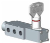 Key Operated Spring Return Spool Valves -- View Larger Image