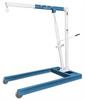 OTC 1807 1,000 Lb Mobile Floor Crane -- OTC1807