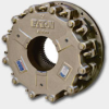 Air Cooled Multiple Disc Clutches and Brakes -- Model DBB