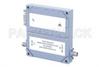 60 dB Gain, 10 Watt Psat, 100 MHz to 6 GHz, High Power GaN Amplifier, SMA Input, SMA Output, 10 dB NF -- PE15A5027 -Image