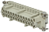 Connector insert ILME CNEF-24T