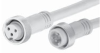 "MIN Size I (7/8"") Male/Female Extension Cordset -- MIN-3MFP-40 -- View Larger Image"