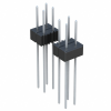 Rectangular Connectors - Headers, Male Pins -- S2052-04-ND -Image