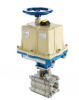 Continuous Duty Electric Valve Actuator -- ADC Series - Image