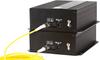 8-Channel Fiber Optic Video Multiplexer 1-Channel Bi-Directional Data -- FVTM/FVRM8A0xA