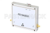 40 dB Gain, 10 Watt P1dB, 1.2 GHz to 1.4 GHz, High Power GaAs Amplifier, SMA Input, SMA Output -- PE15A5001 -Image