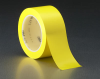 3M(TM) Vinyl Tape 471 VFG Yellow Heat Treated -- 70006447935