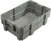 60 cm x 40 cm x 22 cm -- Stack/Nest Storage & Distribution Container