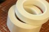 White Glass Cloth Tape -- Electrical Grade -- View Larger Image
