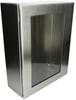 Stainless steel enclosure Wiegmann N412201606WSSC -Image
