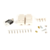 RS-232 Connector Kit, DB9 Female -- FA049