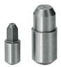 Locating Pin - Small Head, Tapped Shank -- U-FPSTD
