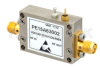1.6 dB NF Input Protected Low Noise Amplifier, Operating from 30 MHz to 1.5 GHz with 25 dB Gain, 22 dBm P1dB and SMA -- PE15A63002 -Image