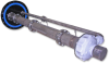 Vertical Line Shaft Sump Pump -- VSMK / VSMKD - Image