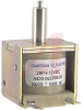 Solenoid, Push Type, DC Frame, 12 VDC, Intermittent Duty -- 70161867