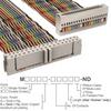 Rectangular Cable Assemblies -- M3TMK-4060K-ND -Image