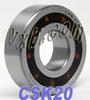CSK20 One way Bearing Sprag Freewheel Backstop Clutch -- Kit8180