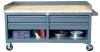 Mobile Cabinet Workbench -- 42.2-360-CSU-4DB-CA