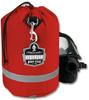 Arsenal(R) 5080 SCBA Mask Bag;650ci Red -- 720476-13080