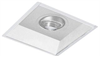 Low Voltage Recessed Housing -- MS161-WH