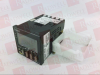 OMRON H5C-XAD-AC-24/DC12-24 ( MIN ORDER 1 ELECTROMECHANICAL MULTIFUNCTION TIMER; SUPPLY VOLTAGE MAX:24V; DIGIT / ALPHA HEIGHT:11.5MM; NO. OF DIGITS/ALPHA:4; TIME RANGE MAX:9999H; T ) -Image