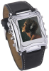 MP4 Watch, Voice recorder, wireless Broadcaster, Video Player with TF Screen