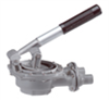 Guzzler diaphragm hand pump, 8.5 GPM, In / Out on Same Side -- GO-07090-09