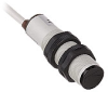 Photoelectric sensor, 18mm diameter, receiver, 10-30 VDC, PNP, 8 ... -- SSR-0P-4A