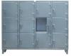 Mini Tier Locker with 9 Doors -- 55-18-3TMT