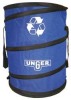 Portable Garbage Bagger,55G,Blue -- 24K356