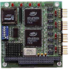 4-port RS-232 PC/104 Module -- PCM-3640-AE
