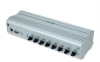 2Gb/s Reflective MemoryHub with DIN Rail Mount Enclosure -- HUB-5595