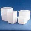 HDPE Space-Saver Storage Containers -- 85121