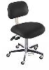 BioFit ETC Series Class 1000 ESD Chair w/ Casters -- ETC1722R-1000-K
