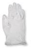 Gloves, Powder Free, White -- 89020