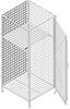 Wire Mesh TA-50 Gear Lockers