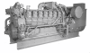 North America Diesel Power Generator, Cat 60Hz -- GL3516LE