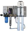 Wall Mounted Commercial Reverse Osmosis Systems for the Reduction of Total Dissolved Solids Up to 5,400 Gallons Per Day -- Series R14 Wall Mounted RO -Image
