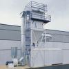 FT Pulse Jet Baghouse Dust Collector -- 336FT8 -- View Larger Image