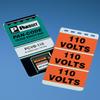 Voltage and Safety Marker Books -- PSSB-13