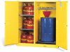 Justrite Double-Duty Flammable Safety Cabinet -- CAB434