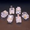 Plug RJ11 4C Solid/Stranded -- 10-23061