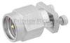 SMA Male PCB Connector Vertical Launch Clamp Attachment Removable Stripline Launch -- FMCN1485 -Image