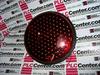 LEOTEK ELECTRONICS CORP TSL-EV12R-HP3-A1 ( TRAFFIC LIGHT MODULE 12INCH RED LED 120VAC ) -Image