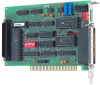 8-Channel, 12-Bit Analog Input Board with 3 Counters and 31 Digital I/O -- CIO-DAS08